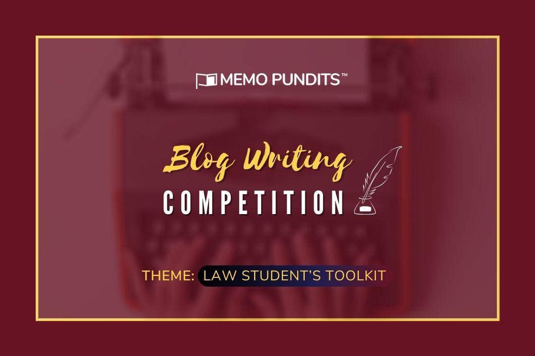 Memo Pundits – Blog WritingCompetition