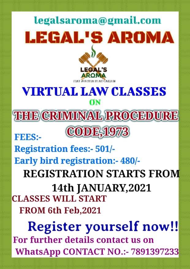 Virtual Class by LegalAroma